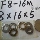 1pcs 8 x 16 x 5 mm F8-16M Axial Ball Thrust quality Bearing 3-Parts 8*16*5 ABEC1