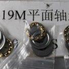 10pcs 8 x 19 x 7 mm F8-19M Axial Ball Thrust quality Bearing 3-Parts 8*19*7 ABEC1