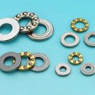 10pcs 12 x 21 x 5 F12-21M Axial Ball Thrust quality Bearing 3-Parts 12*21*5 ABEC1