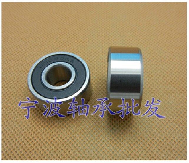 2 pcs 62000 RS Deep Groove Ball Bearing 10x30x14 10*30*14 mm bearings 62000RS