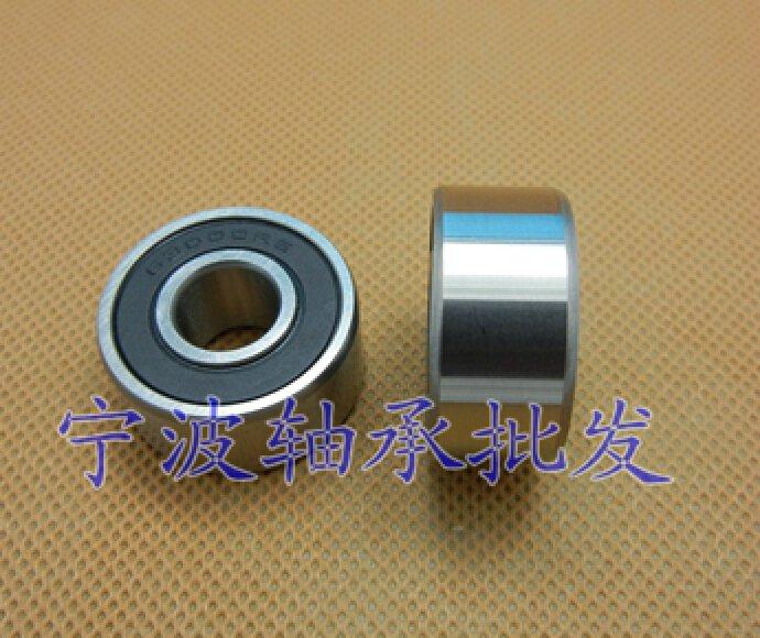 2 pcs 62002 RS Deep Groove Ball Bearing 15x32x11 15*32*11 mm bearings 62002RS