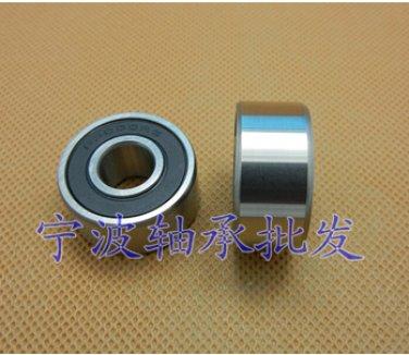 2 pcs 62203 RS Deep Groove Ball Bearing 17x40x16 17*40*16 mm bearings 62203RS