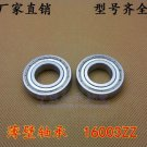 100 pcs 16003-2Z Deep Groove Ball Bearing 17x35x8 17*35*8 mm bearings 16003ZZ ZZ