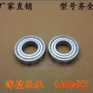 2 pcs 16004-2Z Deep Groove Ball Bearing 20x42x8 20*42*8 mm bearings 16004ZZ ZZ