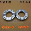 2 pcs 16007-2Z Deep Groove Ball Bearing 35x62x9 35*62*9 mm bearings 16007ZZ ZZ
