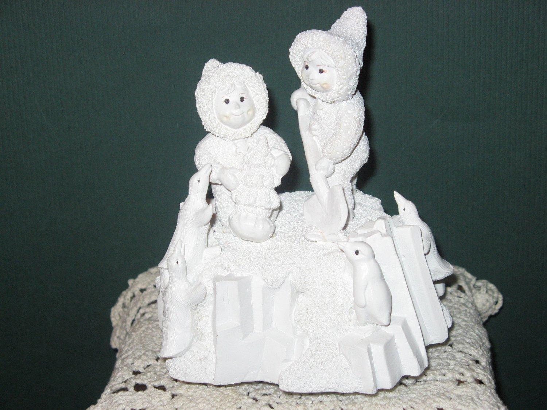 Snow Buddies Fun Musical Winter Wonderland New