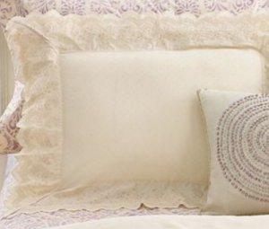 New Court of Versailles Campagne Metallique Standard Pillow Sham