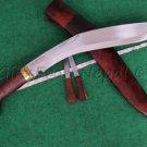 "18"" Huge Buff Head Gurkha Khukuri kukuri kukri blade handmade gifts,Ship From US"