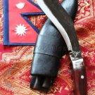 "8"" Panawala Working Gurkha Khukuri,Kukri blade from Nepal,Yak hide Knife 1013"