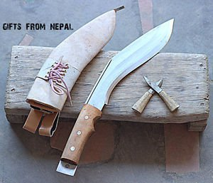 """11"""" AEOF Afgan Gurkha Khukuri ~Handmade Khukuri~Kukri ~Blade from Nepal 013"""