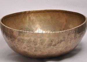 """11"""" Hand Hammered Singing Bowl  - Tibetan Singing Bowl - Buddhist 7 Metal Bowls"""