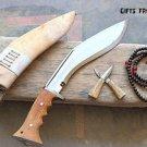 "10"" Angkhola Guard Gurkha Khukuri ~Handmade Khukuri~Kukri ~ Blade from Nepal 011"