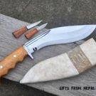 "8"" Iraqi Angkhola Gurkha Khukuri ~ Handmade Khukuri~ Kukri ~ Blade from Nepal 08"