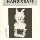 Vintage February 1966 Popular Handicraft Magazine