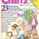 Vintage April 1983 Crafts Magazine