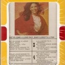 LORETTA LYNN We've Come a Long Way, Baby Vintage SEALED 8 Track Tape MUSIC