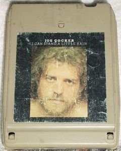 Joe Cocker I Can Stand A Little Rain Vintage 8 Track Tape Stereo Music Cartridge