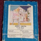 Jerry Smith Vintage 8 Track Stereo Tape Cartridge Music Tape