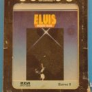 ELVIS PRESLEY Moody Blue Vintage 8 Track Tape Stereo Music Cartridge Cassette