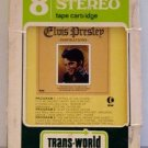 ELVIS PRESLEY INSPIRATIONS Vintage 8 Track Tape Stereo Music Cartridge Cassette