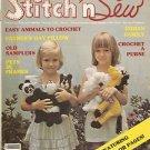 Vintage Stitch 'n Sew June, 1980 Volume 13 Number 3 Magazine