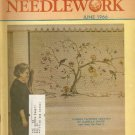 Vintage Popular Needlework June 1966 Magazine