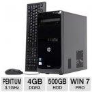 HP Pro 3500 C9J96UT#ABA Desktop PC