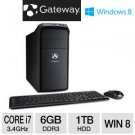 Gateway DX4870UR368 DT.GDDAA.018