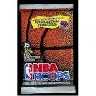 15 NBA HOOPS BASKETBALL CARDS 1991/92 SERIES II UNOPENED PACKS