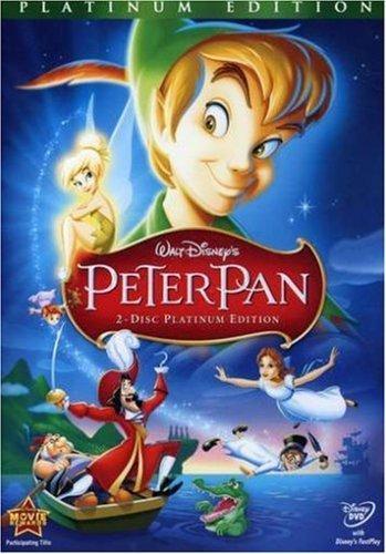 Peter Pan (Two-Disc Platinum Edition) (1953)