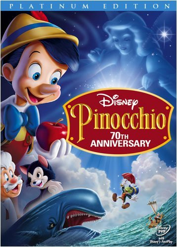 Pinocchio (Two-Disc 70th Anniversary Platinum Edition) (1940)