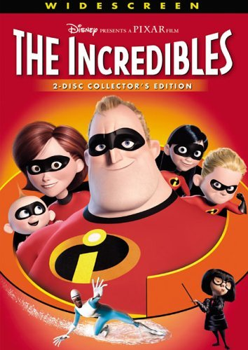 The Incredibles (Widescreen Two-Disc Collector's Edition) (2004)