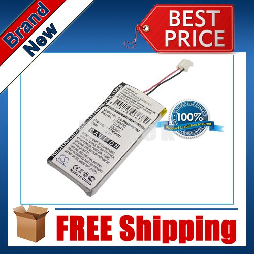 1700mAh Battery For Philips Pronto TSU-9400, BP9400