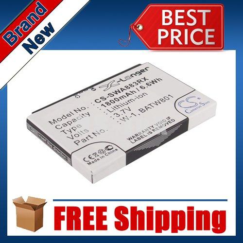 1800mAh Battery For Sierra Wireless Elevate, Elevate 4G, Overdrive 3G