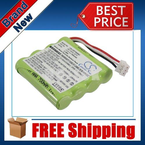 700mAh Battery For Crestron MT-500C, MT-500C-RF, TSU6010