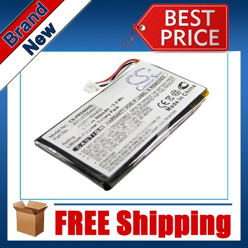800mAh Battery For Sony PRS-600, PRS-600/RC, PRS-600/BC