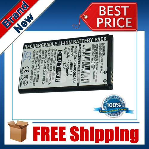 1000mAh Battery For Vodafone V625, VF625