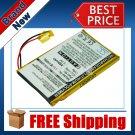 850mAh Battery For iRiver E100, REI-E100(B )