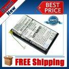 950mAh Battery For iRiver Clix Plus, U20, Clix 1, Clix 2 2GB, Clix 2 4GB