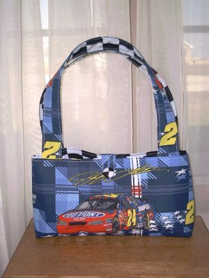 Jeff Gordon NASCAR Classic Tote (Medium)