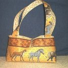 Safari Classic Tote (Medium)