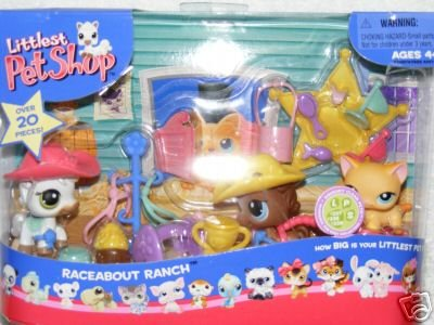 Littlest Pet Shop Raceabout Ranch Horse New Release Little PetShop Horses Pony Sold Out Hard to Find