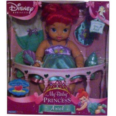 Disney My Baby Princess Ariel Little Mermaid Doll New