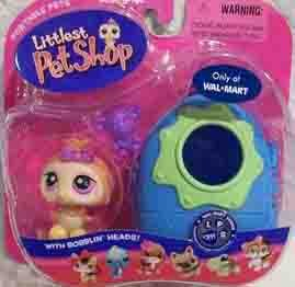 Littlest Pet Shop Owl Baby Carry Case Little PetShop #311