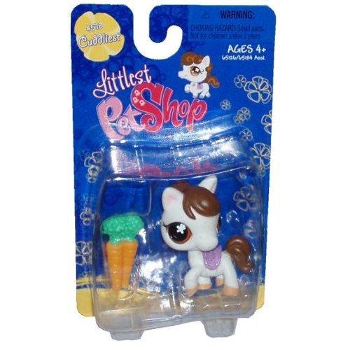 Littlest Pet Shop Horse Pony Carrot Little PetShop #578