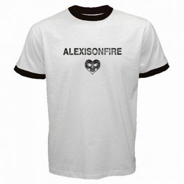 Alexisonfire Logo Emo Punk Rock Band Mens T-Shirt  S to XXXL