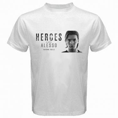 Alesso Logo EDM DJ Trance Dance Electronic Music Mens T-Shirt S to XXXL