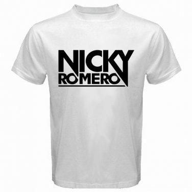 Nicky Romero Logo EDM DJ Trance Dance Electronic Music Mens T-Shirt S to XXXL