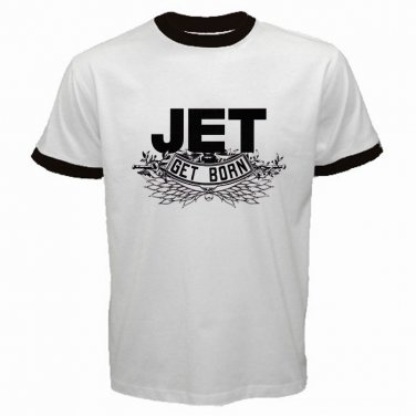 Jet Get Born Australian Hardcore Metal Rock Band Mens T-Shirt  S to XXXL