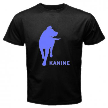 Kanine Records Indie Record Label Indie Rock Pop Mens T-Shirt  S to XXXL